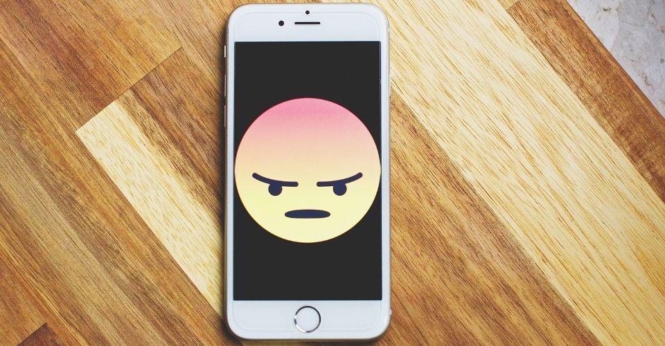 Emotie: Woede